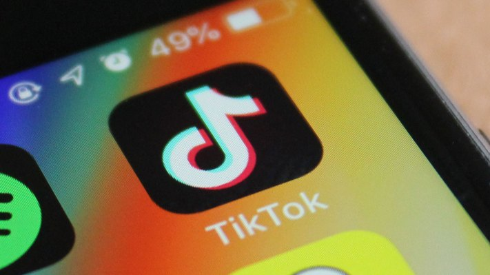 Tik tok ios icon