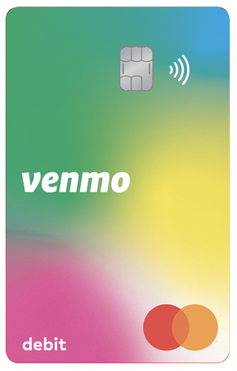 Venmo launches a 'restricted version' rainbow debit card for its cost app customers