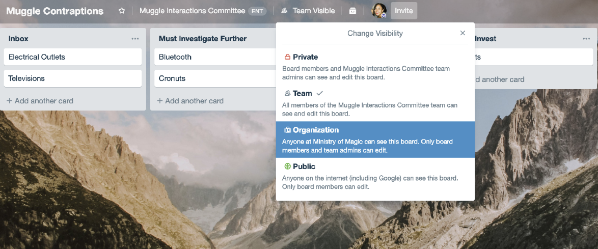 Trello aims for the enterprise Trello aims for the enterprise 2019 03 18 1727