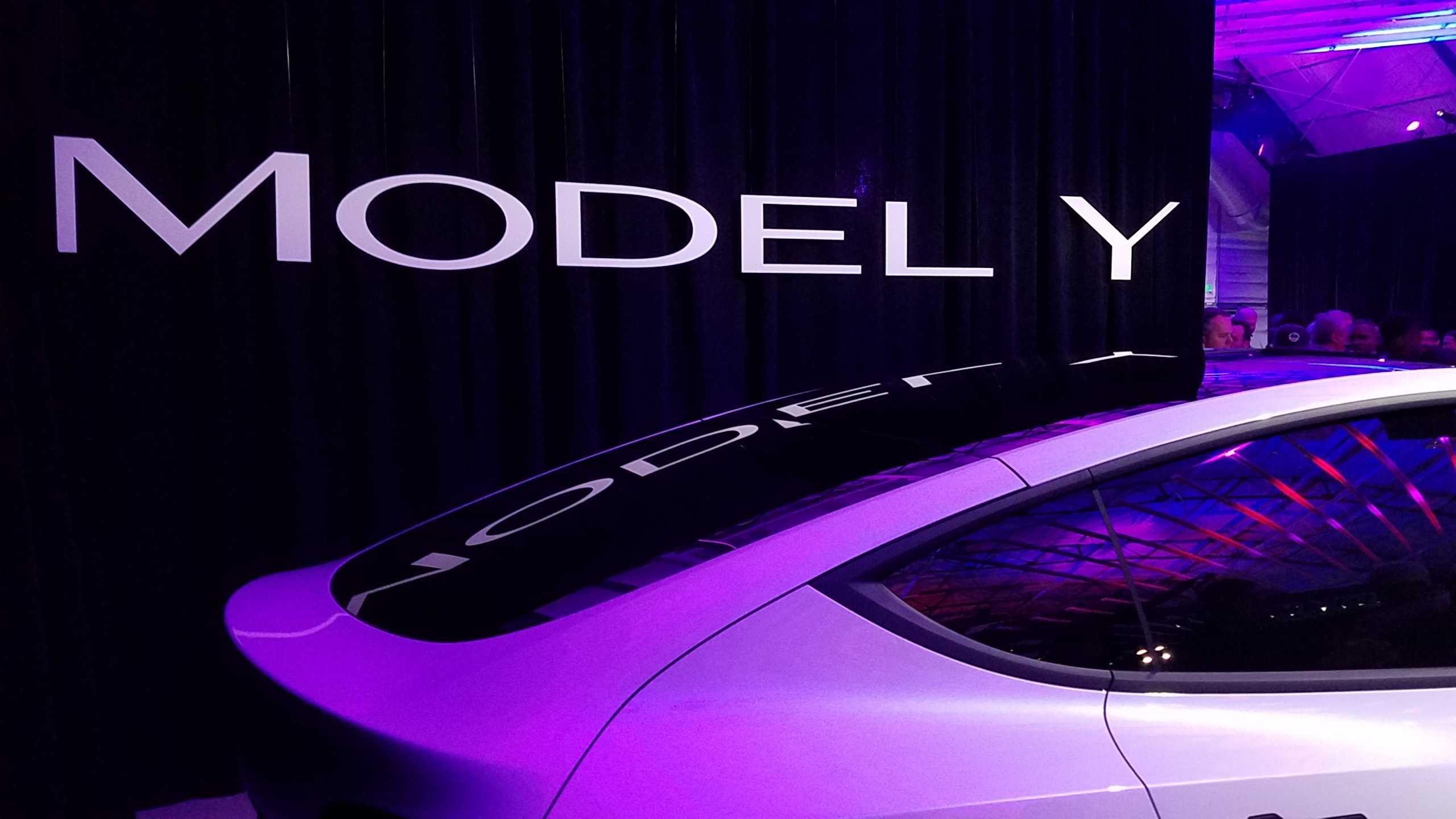 Tesla Model Y orders are now open | TechCrunch