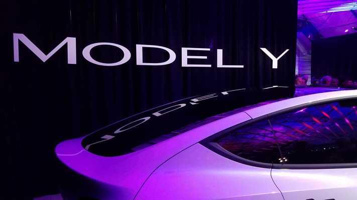 Tesla Model Y orders are now open 20190314 210320
