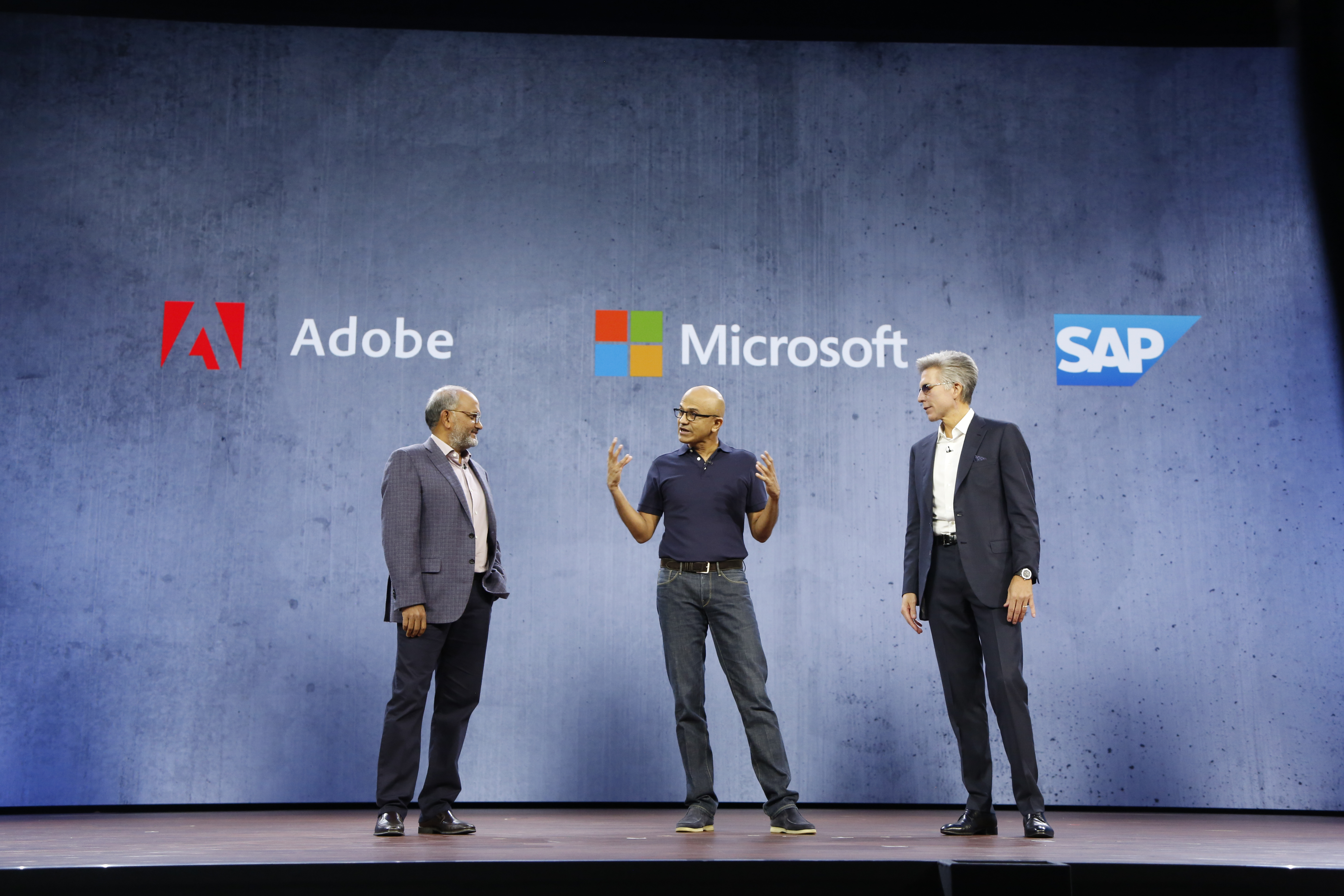 Microsoft, Adobe and SAP prepare to expand their Open Data