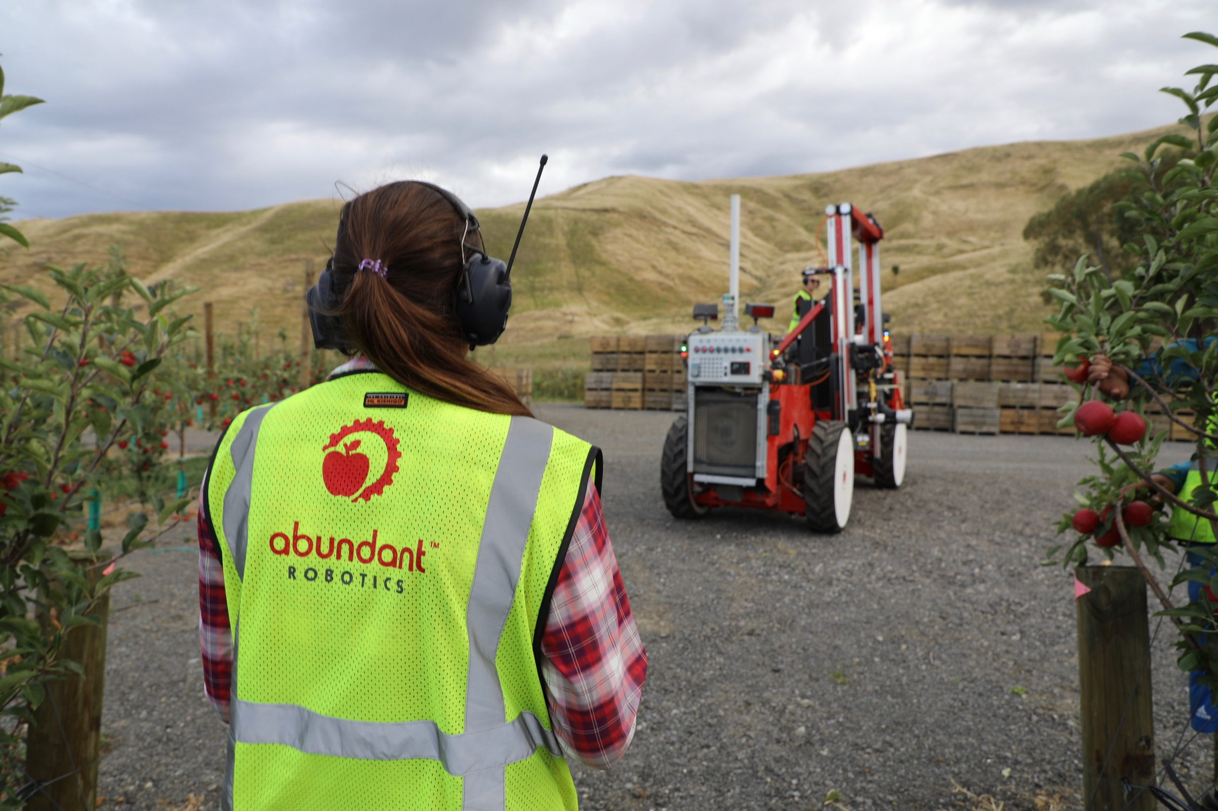 Abundant's apple harvesting robots get their first commercial deployment