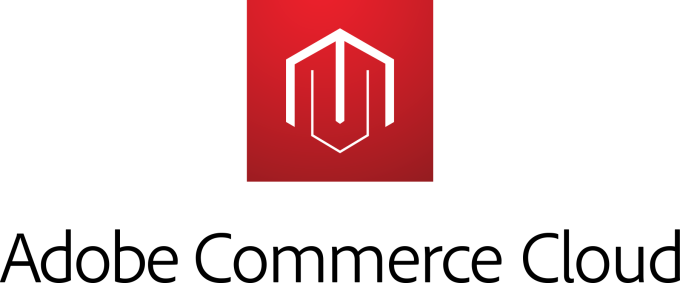 Adobe launches its Commerce Cloud, based on its Magento acquisition Adobe launches its Commerce Cloud, based on its Magento acquisition Adobe Commerce Cloud lockup stacked black text12