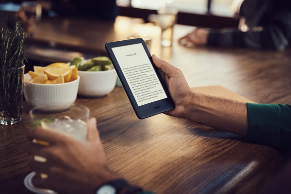 All new kindle cafe