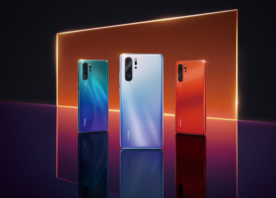 This is what the Huawei P30 will look like