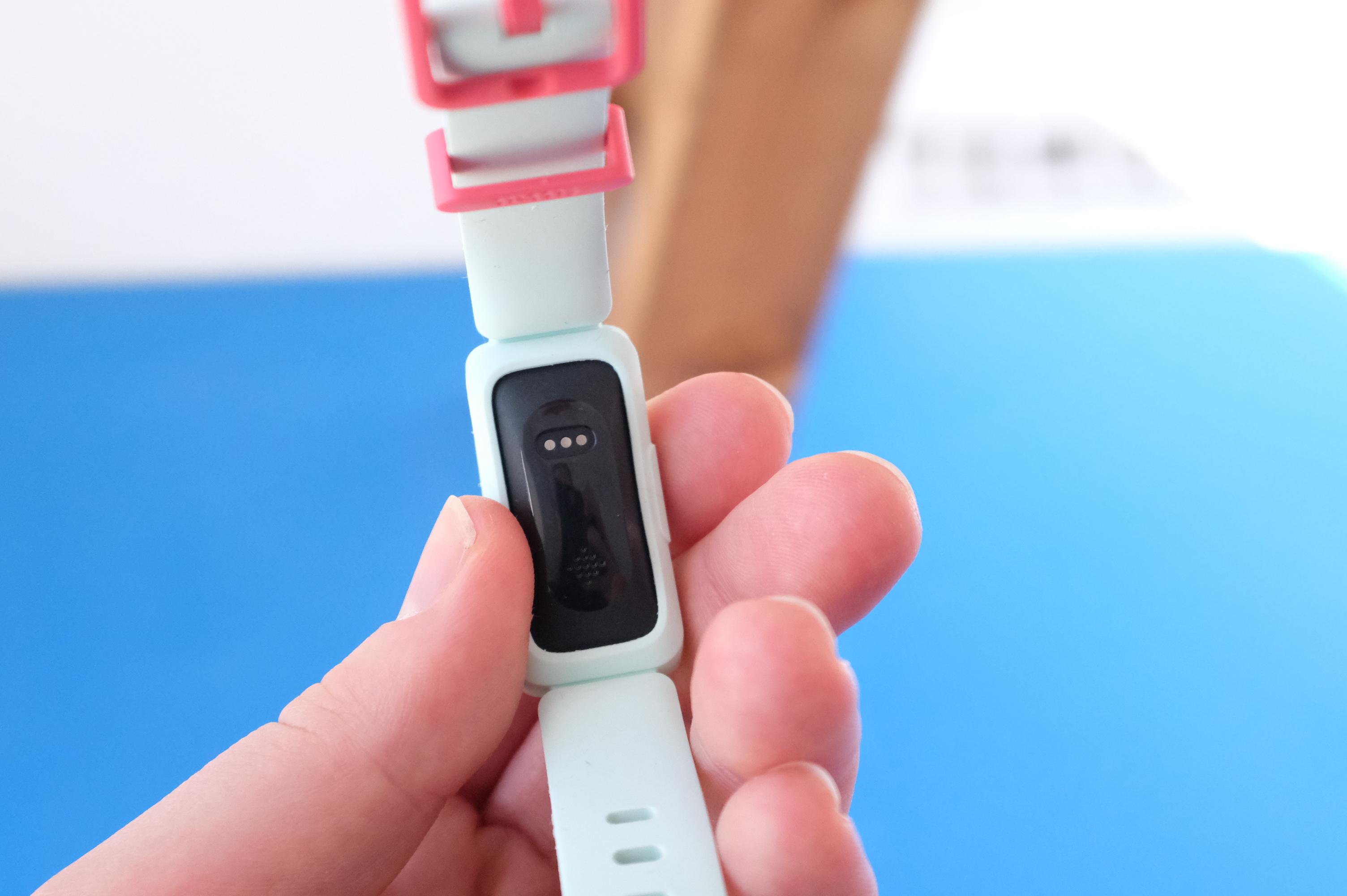 Fitbit's Ace kids' fitness tracker gets a sequel DSCF4719