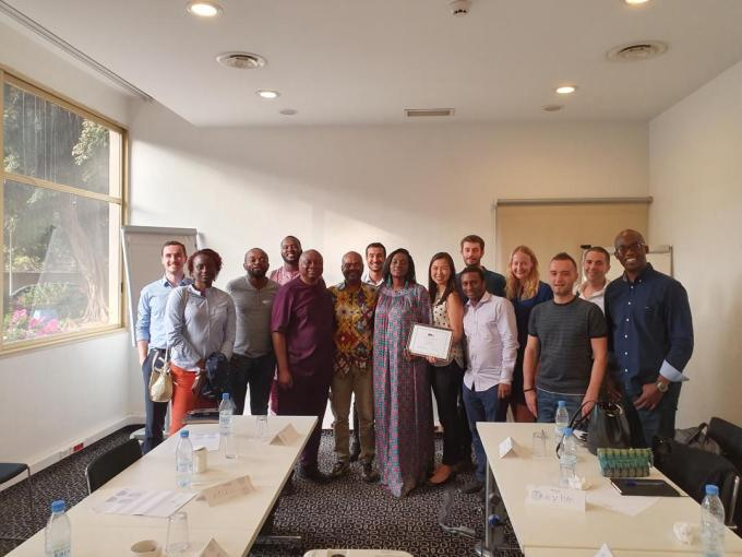 Dakar Network Angels begins startup investments in francophone Africa Dakar Angels Network Meeting
