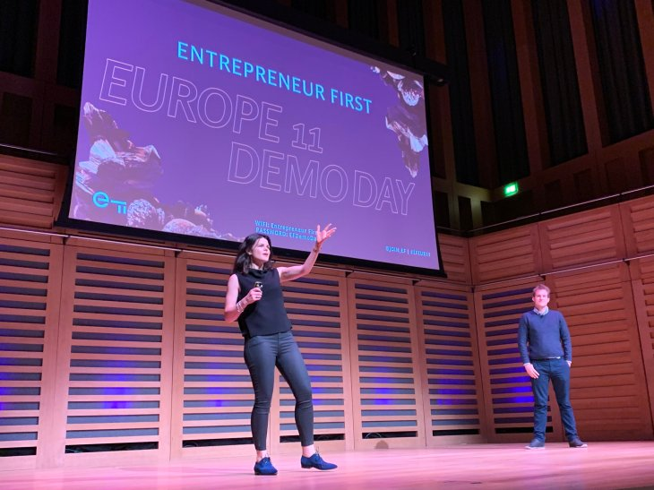 Meet the European startups that pitched at EF's 11th Demo