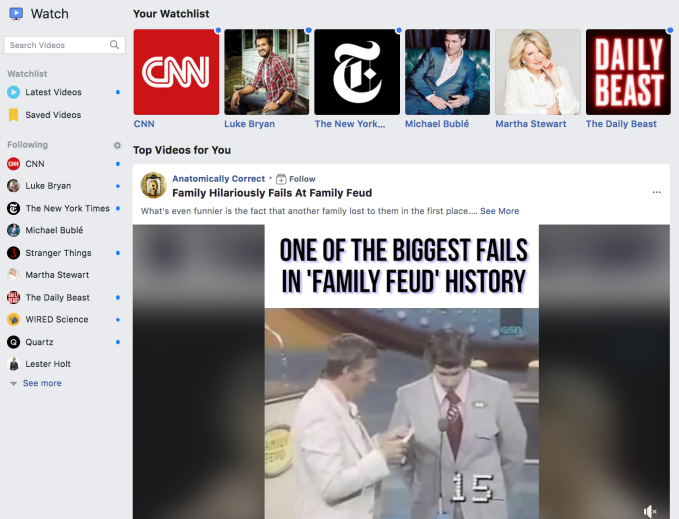 Apple TV+ makes Facebook Watch look like a joke Facebook Watch