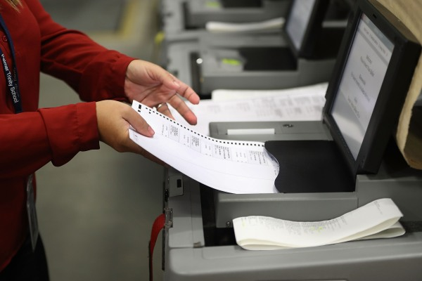 More voting software FUD falls flat after Trump highlights dubious data