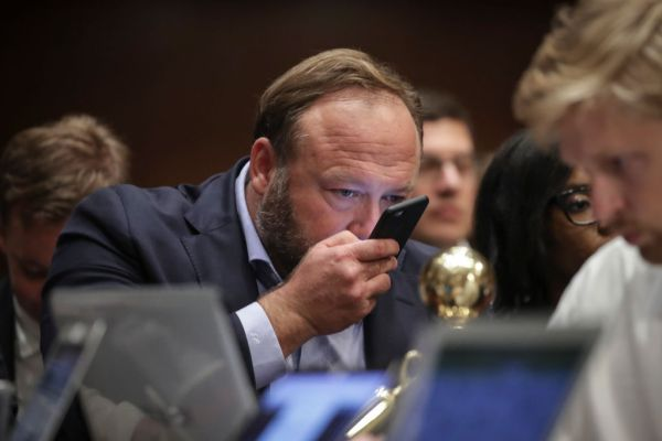 Facebook's handling of Alex Jones is a microcosm of its content policy problem