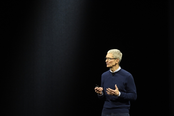 How to watch the live stream for today's Apple keynote