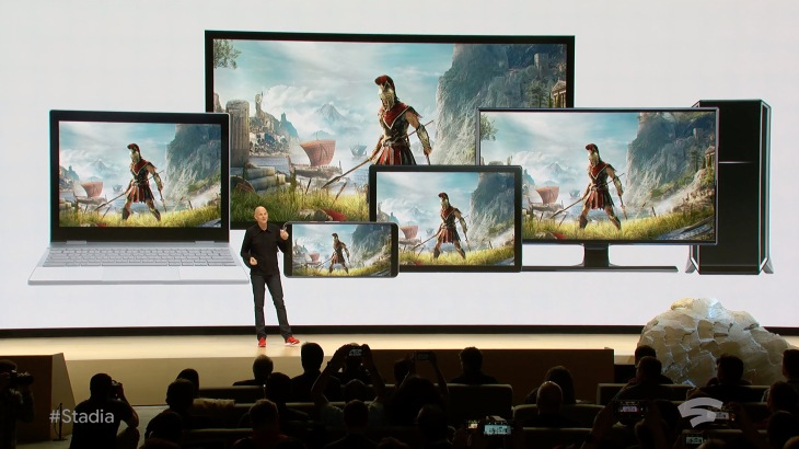 Google's Stadia game-streaming platform kills downloads and