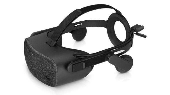 HP built a better version of the Oculus Rift | TechCrunch