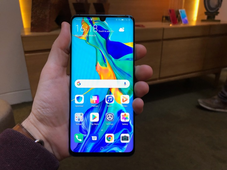 Huawei's P30 Pro excels on the camera front | TechCrunch