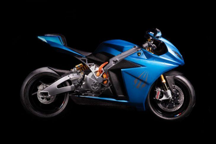 Lightning Motorcycles Unveils Strike E