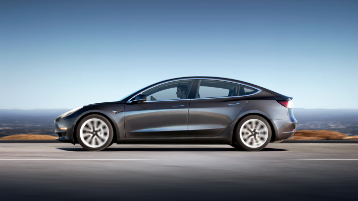 Hackers Conquer Tesla and Win a Model 3