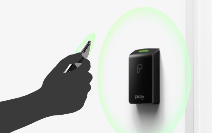 Proxy raises $13.6M to unlock anything with Bluetooth identity Proxy raises $13.6M to unlock anything with Bluetooth identity Proxy Doors