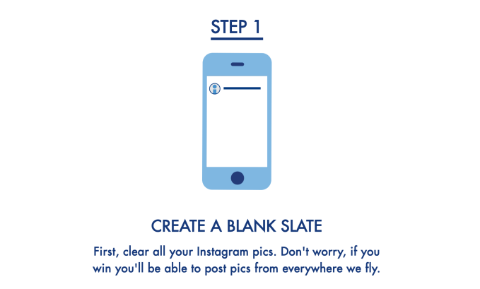 JetBlue contest asks users to delete their Instagram pics to fly free for a year