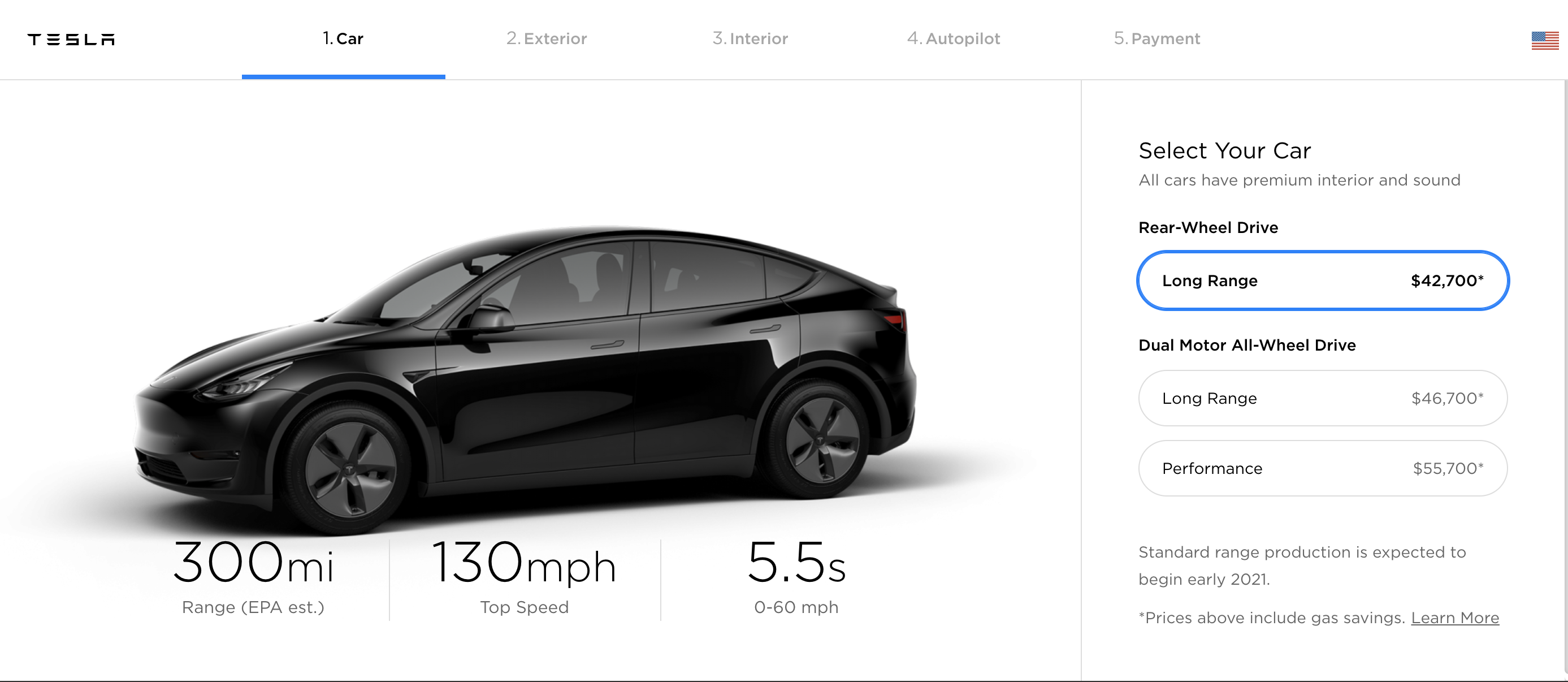 Tesla Model Y orders are now open