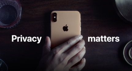 Apple ad focuses on iPhone's most marketable feature