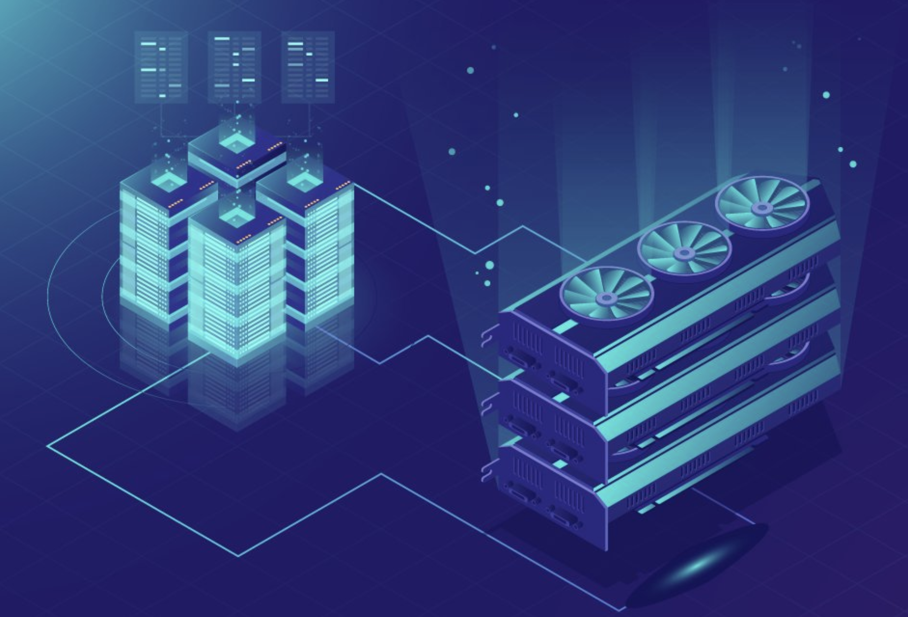 Vectordash's cloud gaming service brings crypto-miners a new revenue