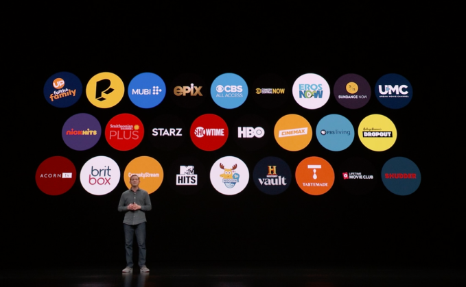 Apple's revamped TV app is ready to stream its new shows | TechCrunch