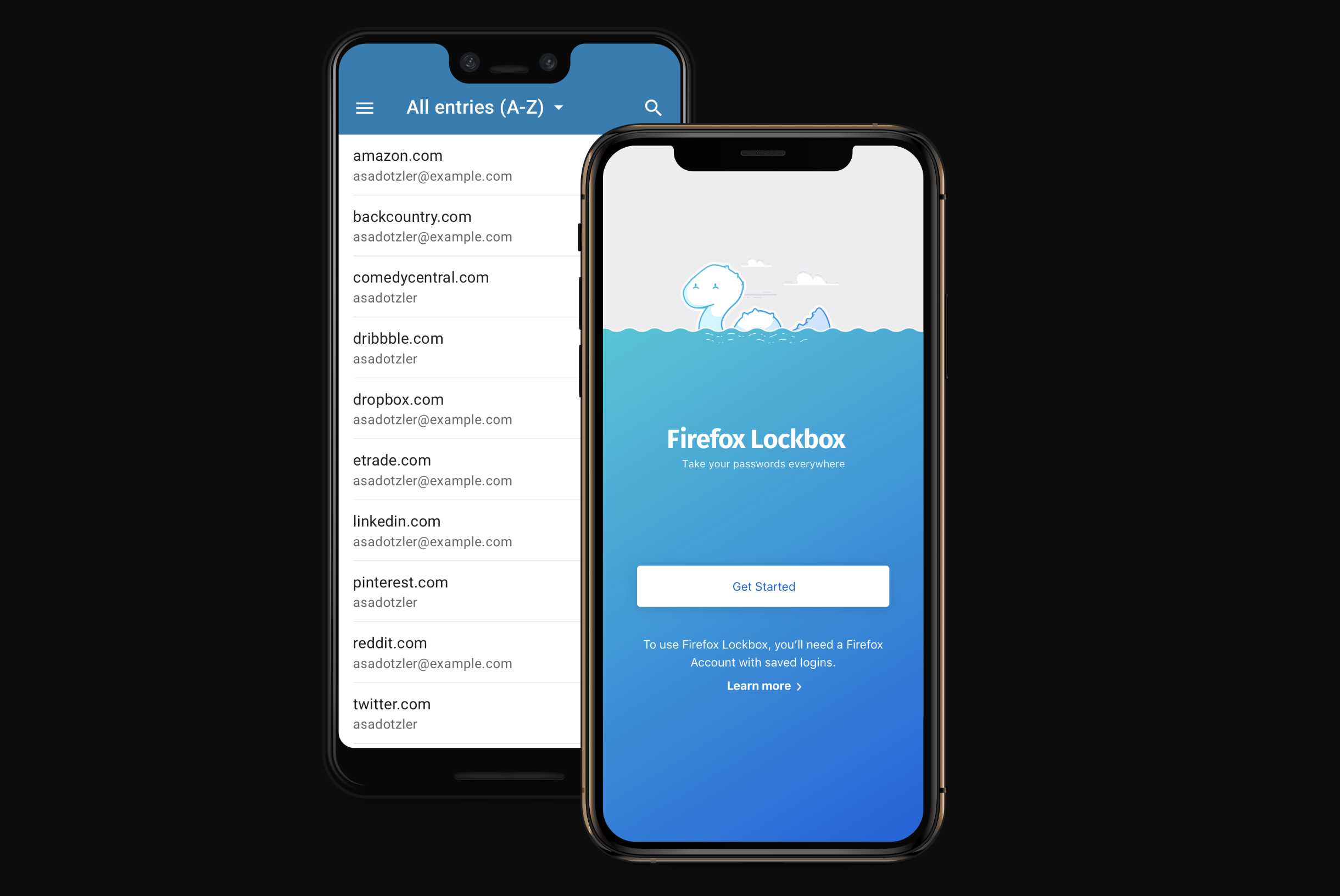 Mozilla's free password manager, Firefox Lockbox, launches on