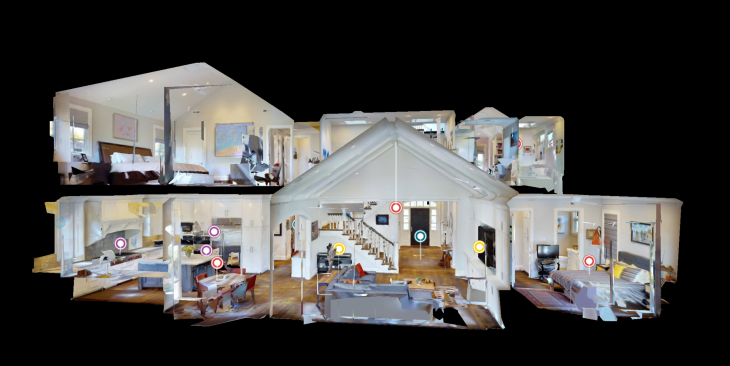Techmeme Matterport Raises 48m To Ramp Up Its Platform For 3d