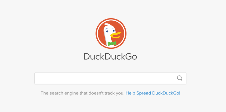 Google has quietly added DuckDuckGo as a search engine