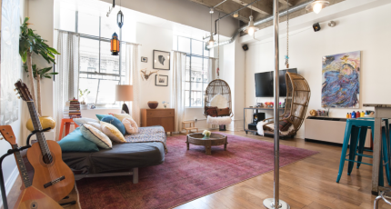 Guesty, a tech platform for property managers on Airbnb and