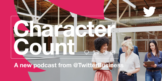 Twitter launches its first podcast, 'Character Count,' focused on its ad business