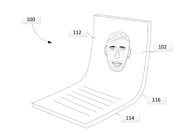 Google Filed A Folding Phone Patent Application Too