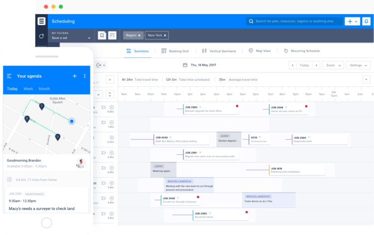 Skedulo raises $28M for its mobile workforce management service Skedulo raises $28M for its mobile workforce management service agenda and swimlane header 2x