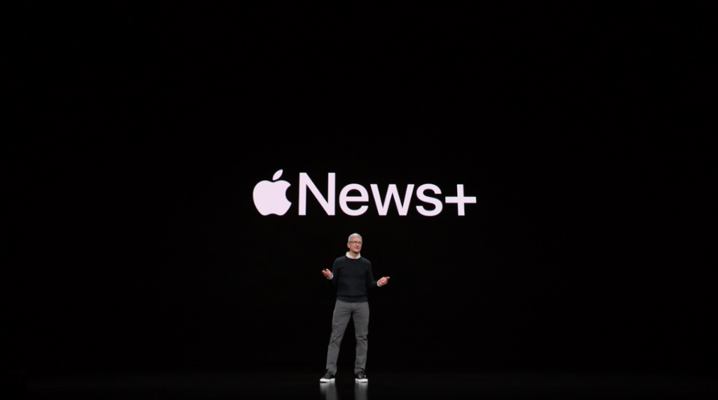 Apple to close Texture on May 28, following launch of Apple News+