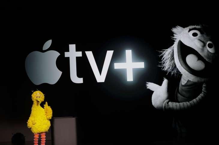 apple tv sesame street