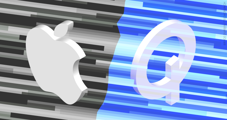 Apple and Qualcomm are ending their legal battles | TechCrunch