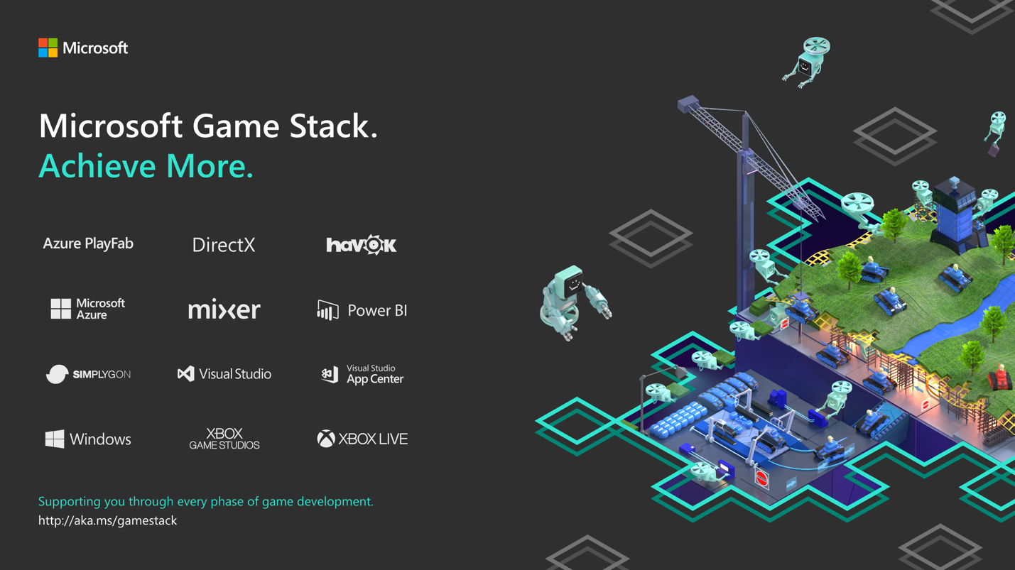 Microsoft launches Game Stack, brings Xbox Live to Android and iOS