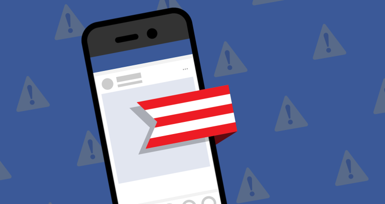Facebook launches searchable transparency library of all active ads