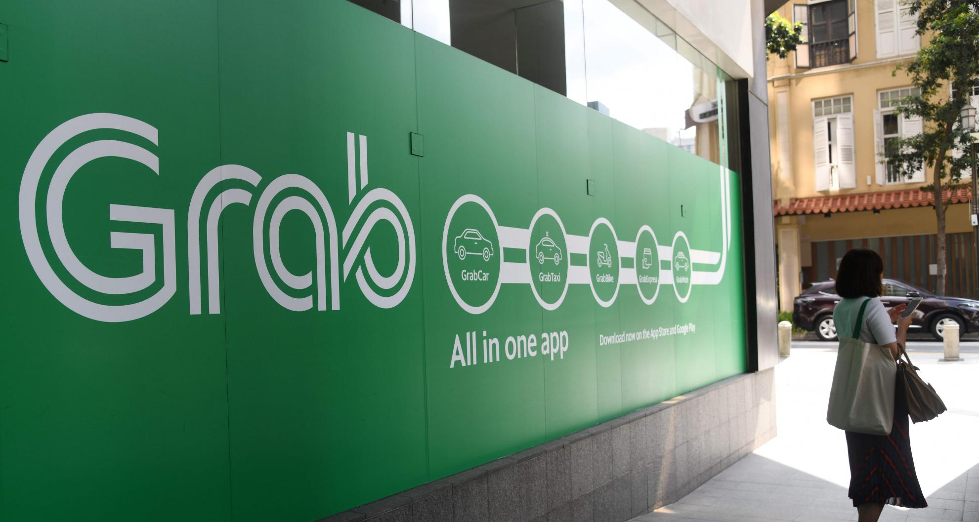 Grab is talking to Ant Financial and PayPal about spinning