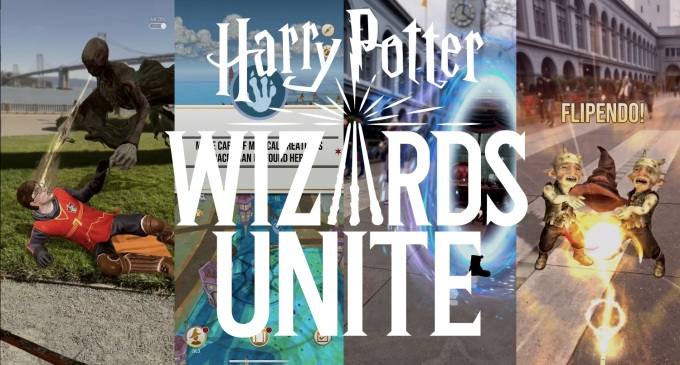 Niantic's Harry Potter: Wizards Unite is a sorcerous smorgasbord for