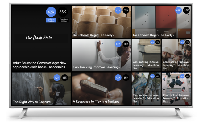 Google Launches a New Real-time Data Product for Journalists