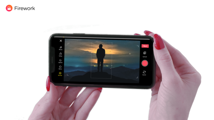 Firework officially launches a short-form video storytelling app