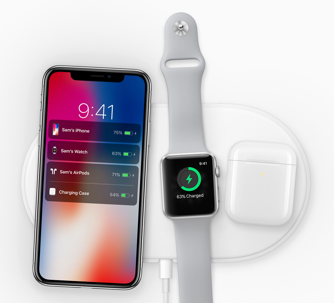 Apple sells wireless charging AirPods, cancels charger days later iphonex charging dock pods