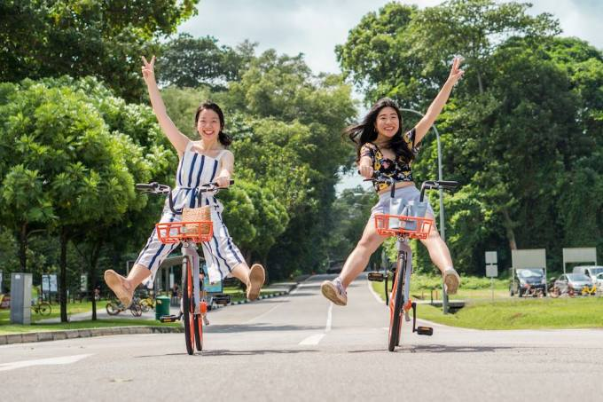 Bike sharing pioneer Mobike is retreating to China
