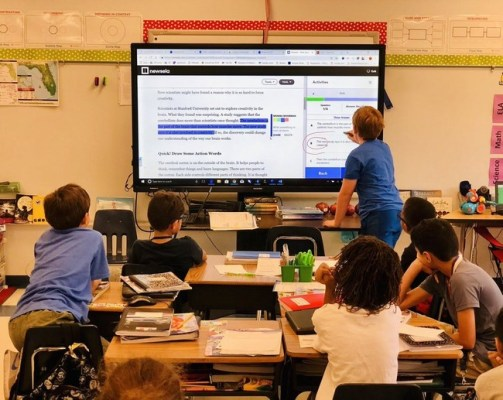 Newsela raises $50M to expand a content repository for K-12