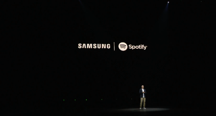 Spotify Announces Expanded Samsung Partnership Focused on Pre-installs and Free Trials