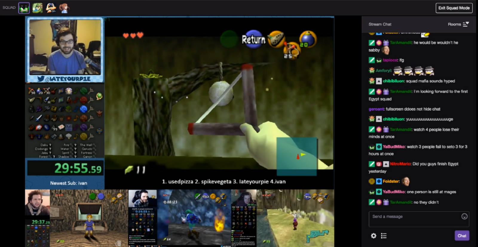 Twitch launches a four-person 'Squad Stream' feature to help