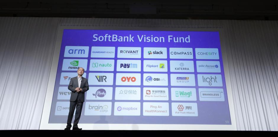 3bc89f157c0 The Khashoggi murder isn t stopping SoftBank s Vision Fund